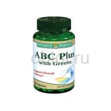 АВС Гринс 60 таблеток