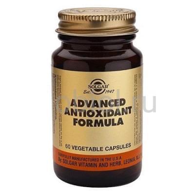 Solgar / Антиоксидантная формула 60 капсул