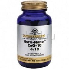 Нутрикоэнзим Q-10 50 капсул
