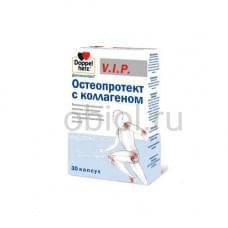 Остеопротект с коллагеном 30 капсул