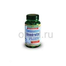 Глюкозамин-Хондроитин плюс с Кальцием и витамином D 120 таблеток