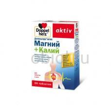 Магний+Калий 30 таблеток
