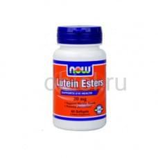 Лютеин Эстерс 190 мг, 60 капсул