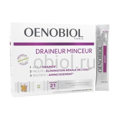 Oenobiol / OENOBIOL DRAINER MINCEUR,21sticks