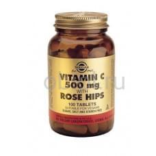 Витамин С и шиповник 100 таблеток
