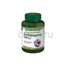 Натуральная Эхинацея 400 мг 100 капсул