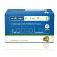 Pro Basic Plus капсулы 425 мг + капсулы 379 мг №60