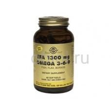 Комплекс жирных кислот и витамина Е 60 капсул