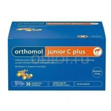 Junior C plus таблетки жевательные №30