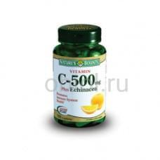 Витамин С 500 мг плюс Эхинацея 100 таблеток