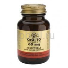 Коэнзим Q-10 60 капсул