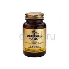 Двойная Омега 3, полезные жировые кислоты 700 мг 30 капсул