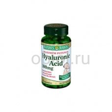 Гиалуроновая кислота 100 мг 30 капсул