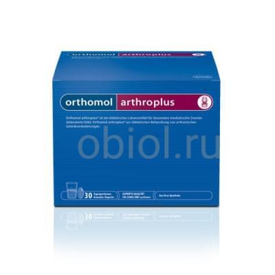 Orthomol / Arthro Plus саше двойное №30