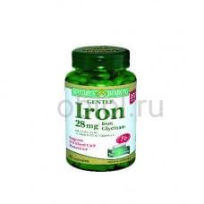Легкодоступное железо 28 мг 90 капсул