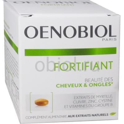 Oenobiol / Oenobiol Fortifiant 3 месяца - рост и сила волос!