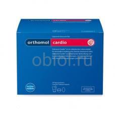 Cardio Витаминный комплекс 90 капсул, 30 пакетиков с порошком и 60 таблеток №30