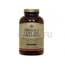 Натуральный рыбий жир с оптимальным содержанием омега-3 120 капсул