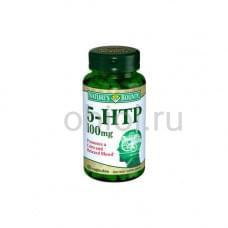 5-гидрокситриптофан 100 мг 60 капсул