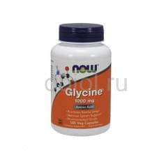 Глицин 100 капсул