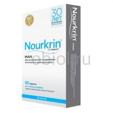 Нуркрин для мужчин 60 таблеток