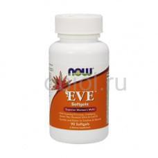 Витамины для женского здоровья Ева 1530 мг, 90 таблеток