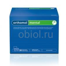 Mental Витаминный комплекс порошок + капсулы №30
